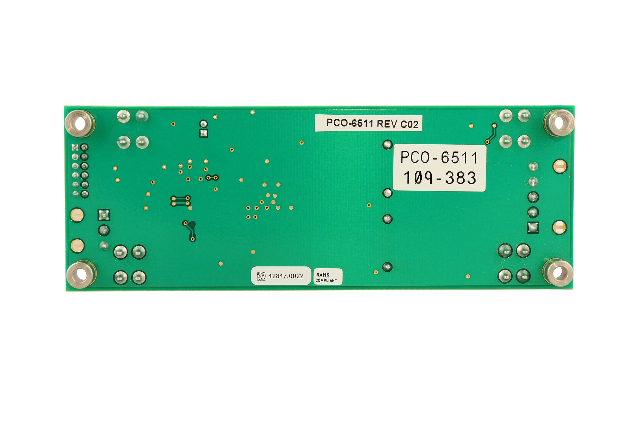 Pco 6511 10a Cw Qcw Oem Laser Diode Driver Directed Energy Circuit 10 A Module